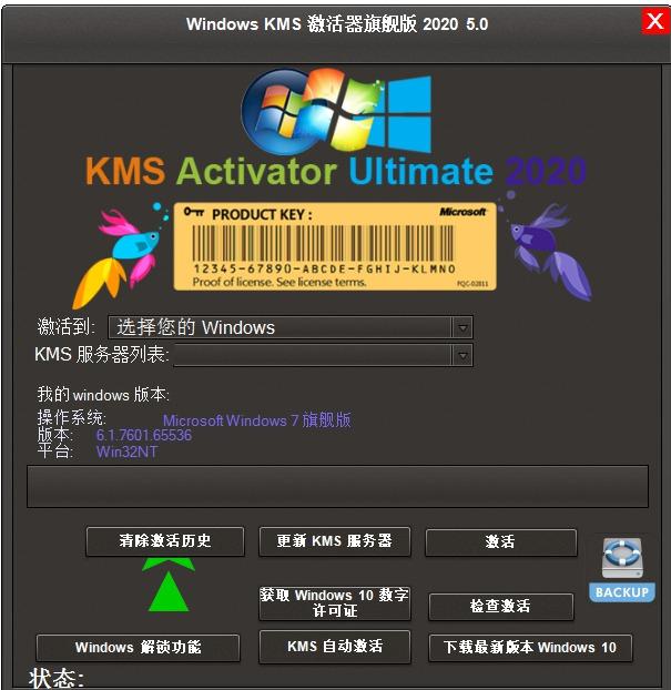 KMS2020旗舰版 v5.0绿色版