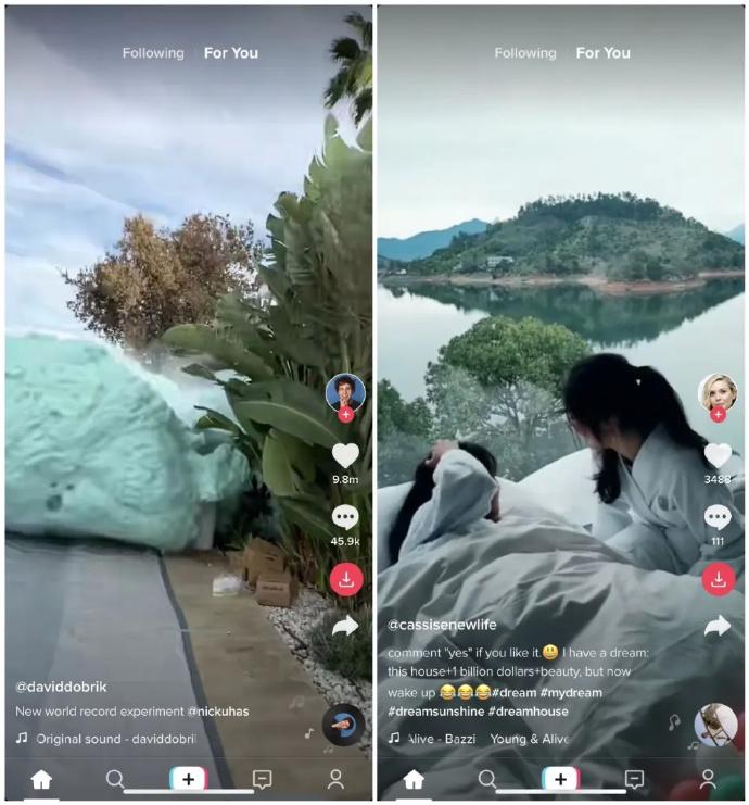 免翻看全球抖音,终于齐复活,最新版TikTok(iOS、安卓)~