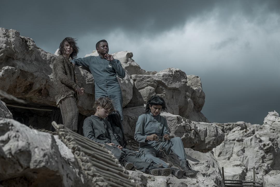 HBO制作:2020最新科幻电视剧《异星灾害》更新为第5集