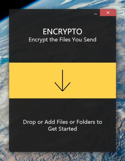 Encrypto–文件加密工具